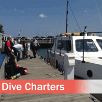 Lake Michigan Dive Charter